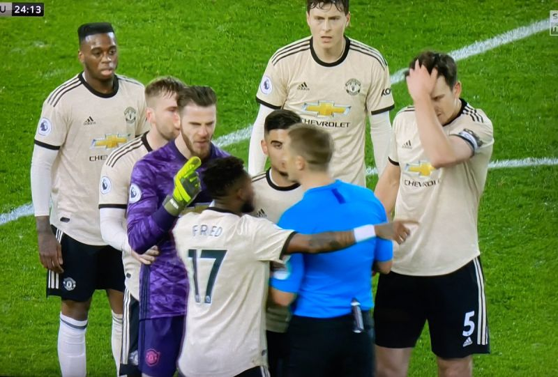 "Man Utd charged by FA for failing to conduct themselves in an ""orderly fashion"" – SSN"
