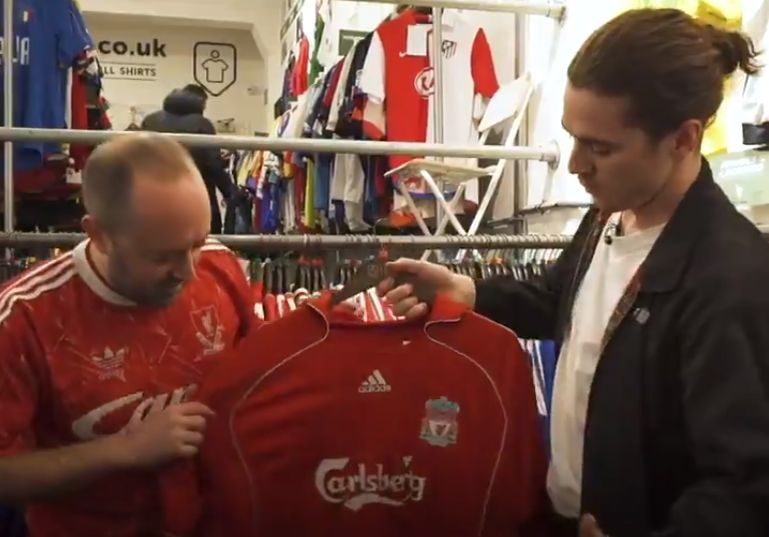 (Video) Football shirts expert imagines what Nike & LFC kits may look like for 2020/21