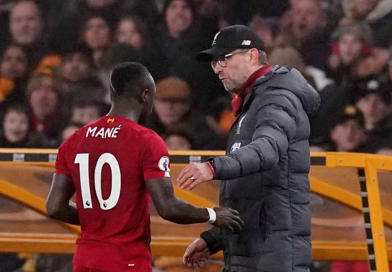 Sadio Mane injury update: Klopp confirms when LFC's leading goal-scorer will return