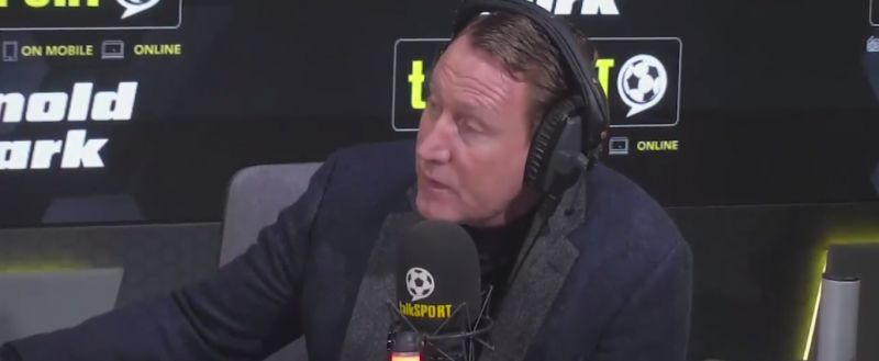 "(Video) Jurgen Klopp is ""disrespecting"" the FA Cup by not managing Shrewsbury replay – Ray Parlour"