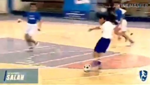 (Video) Old footage of a young Mo Salah tearing up five-a-side emerges