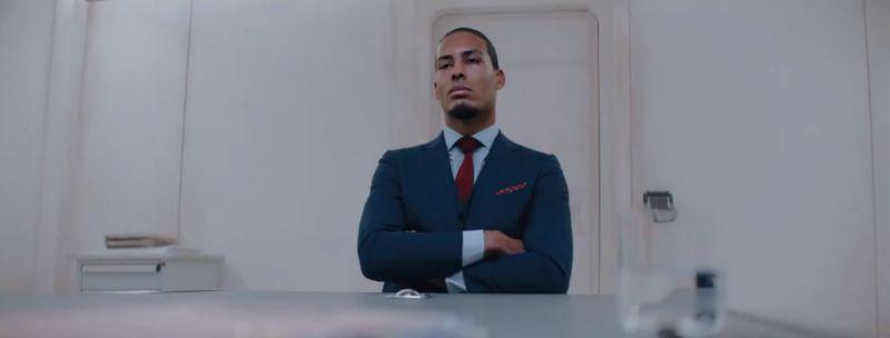 (Video) Virgil van Dijk stars in FIFA Team of the Year announcement