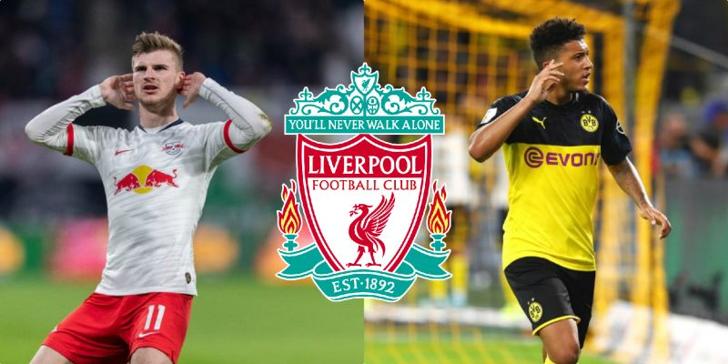 James Pearce tips Liverpool to sign Timo Werner over Jadon Sancho