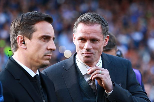 Gary Neville predicts Manchester United will finish above Liverpool this season