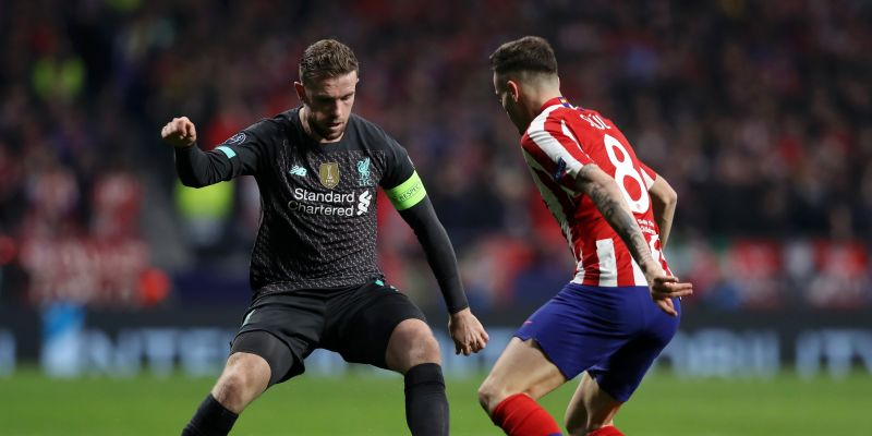 'Getting closer…' Positive Henderson injury news gives hope for Atletico Madrid tie