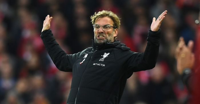 Klopp admits feeling 'physically' ill when 'null and void' was on the table