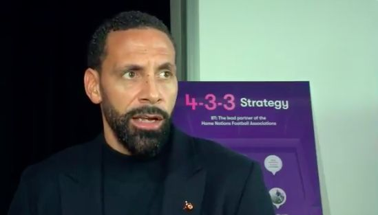 Hyperbolic Ferdinand claims no other team can 'go through the gears like Man United'