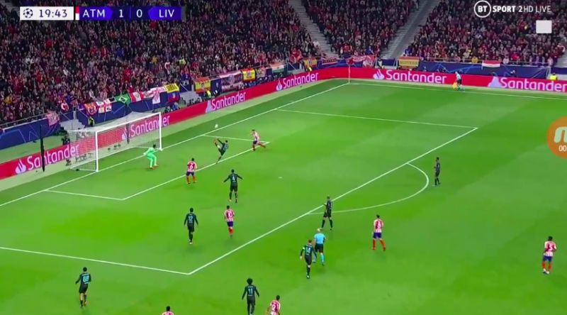 (Video) Robertson's epic last ditch defending stops LFC conceding 2nd early goal
