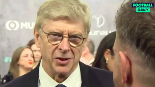 (Video) Wenger absolutely nails it on Klopp's Liverpool