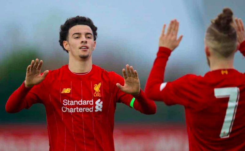 'Looks bored at this level' 'Insane' Some LFC fans react to Curtis Jones' eight-minute madness for U23s