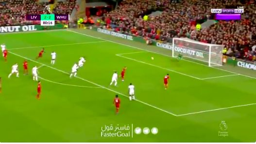 (Video) Peter Drury's commentary of LFC's late winner against West Ham will give you chills