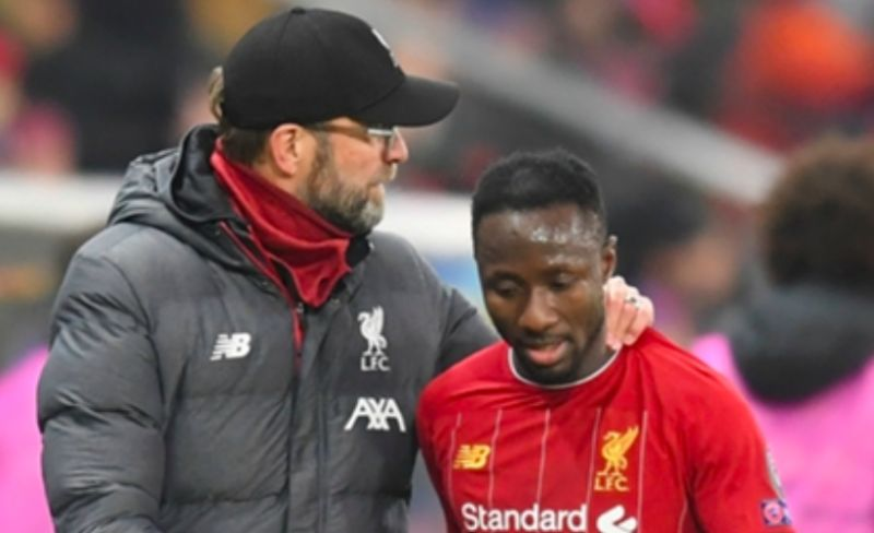 'Naby is a top player, a top player,' says Klopp – who raves about Liverpool's no.8