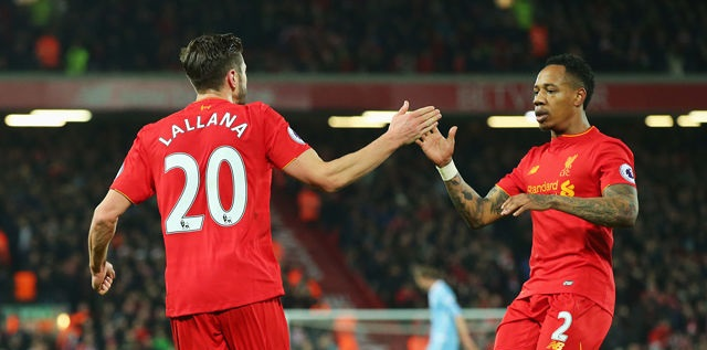 Lallana & Clyne expected to leave Liverpool this summer – report