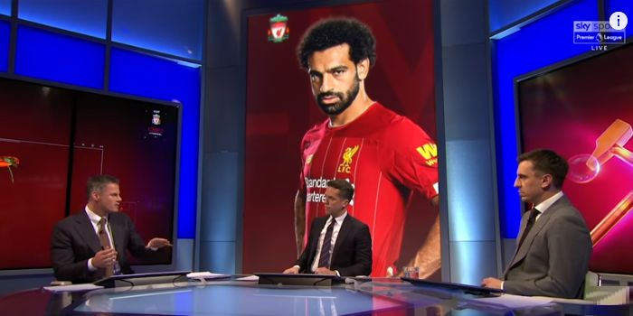 (Video) Mo Salah speculation not 'a problem' for Liverpool because of Eden Hazard situation, explains Carra