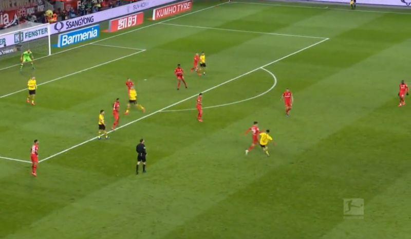 (Video) Former LFC star Emre Can scores 30-yard scorcher on Dortmund debut against former club
