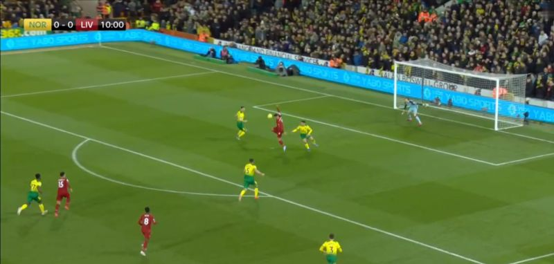(Video) Firmino denied certain Puskás Award winning goal by last-gasp clearance