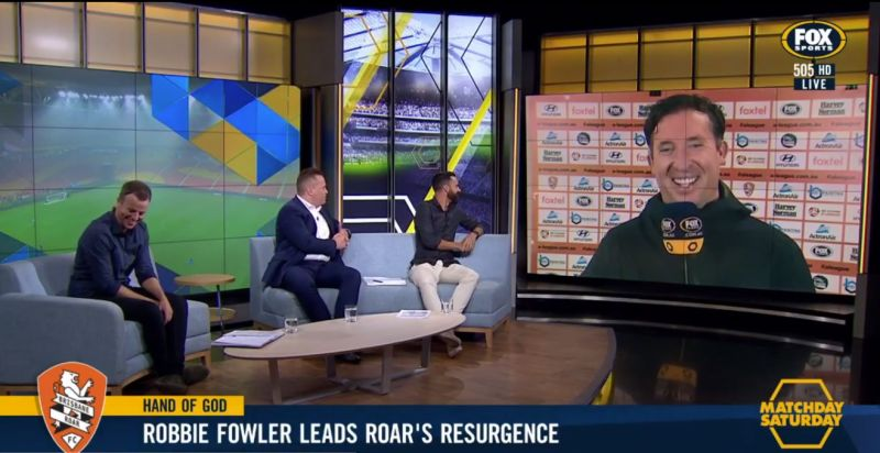 "(Video) Robbie Fowler says there is ""no chance"" LFC won't win the Premier League"