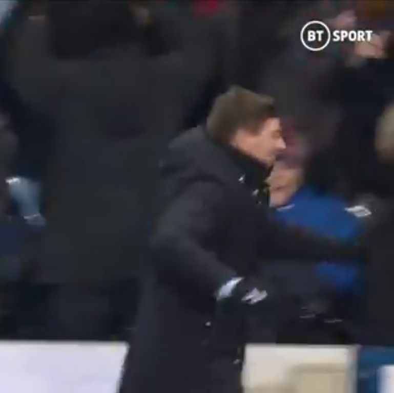 (Video) Gerrard's passionate celebrations as Rangers score 3 in last 15 minutes to beat Braga 3-2