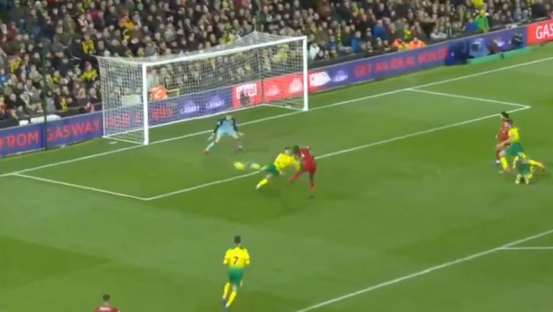 (Video) Mane scores 100th goal in English football with thunderous match-winner for LFC