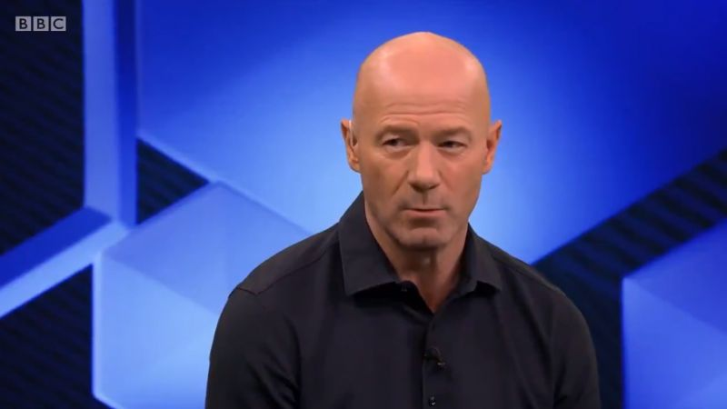 Shearer nails it on Pickford's horror tackle on van Dijk with comment on MOTD