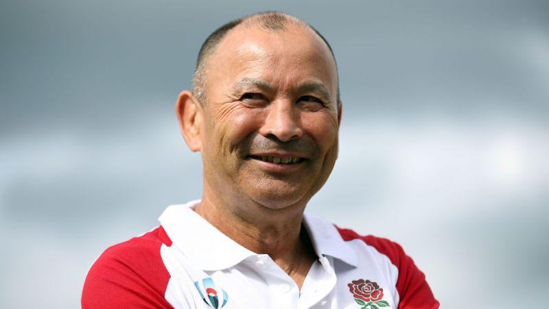 Eddie Jones on high-flying England playing rugby 'like Liverpool'