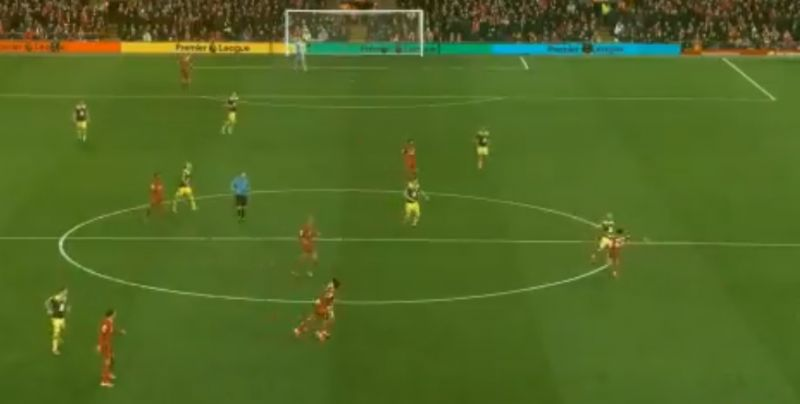 (Video) The world-class Trent pass nobody noticed in the build-up to Hendo's goal