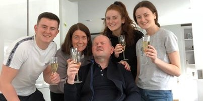 Sean Cox finally returns home two years after he was attacked outside Anfield