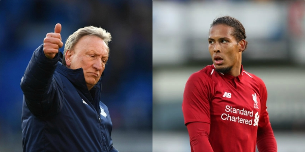 """Warnock claims City would be 10pts clear if they had """"a van Dijk"""" – but LFC have only dropped 5 all season"""