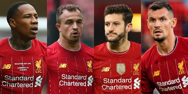 Four senior players are expected to leave Liverpool in the summer – report