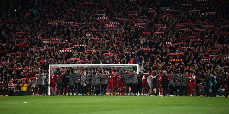 (Video) 'We stand together' – LFC share clip of epic YNWA as UK clamps down on COVID-19