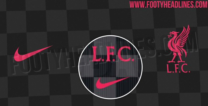 (Photos) Massive Nike 'leak' shows Liverpool fans what they can expect