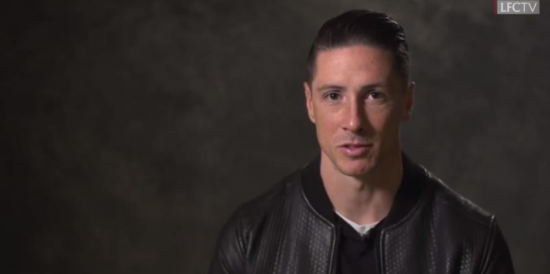 "(Video) ""The best player I played with"" – Torres names Gerrard & two more LFC stars in his 'Ultimate XI'"