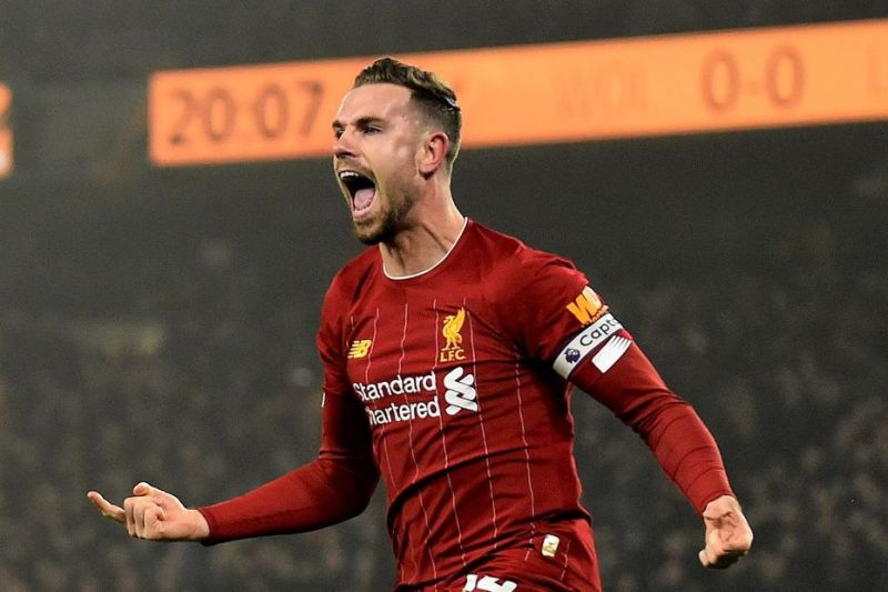 How Jordan Henderson celebrated his 30th birthday in brilliant, but untypical style…