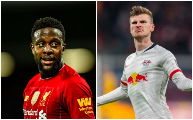 Ornstein & Falk jump on the Werner to Liverpool train as Twitter explodes