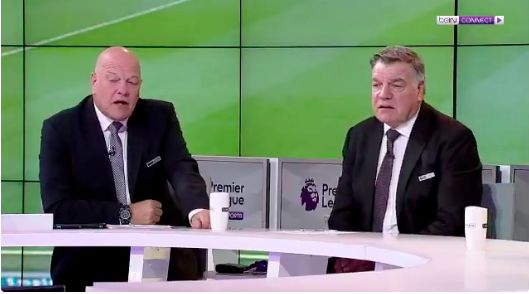 (Video) Andy Gray savages Lovren, says he was 'ragdolled' by Deeney