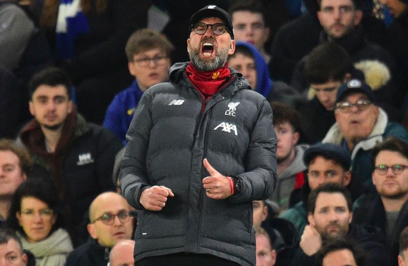 Klopp says performance 'not bad' and explains why we lost in simple terms