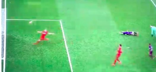 (Video) Milner produces maybe best goal-line clearance we've ever seen at Anfield