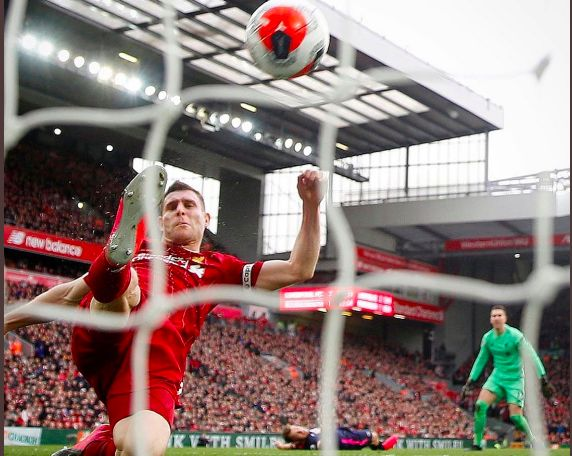 Milner explains why Klopp sometimes hands out 'rockets' in training