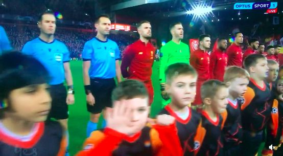 (Video) Cheeky mascot reminds everyone of Liverpool's European greatness