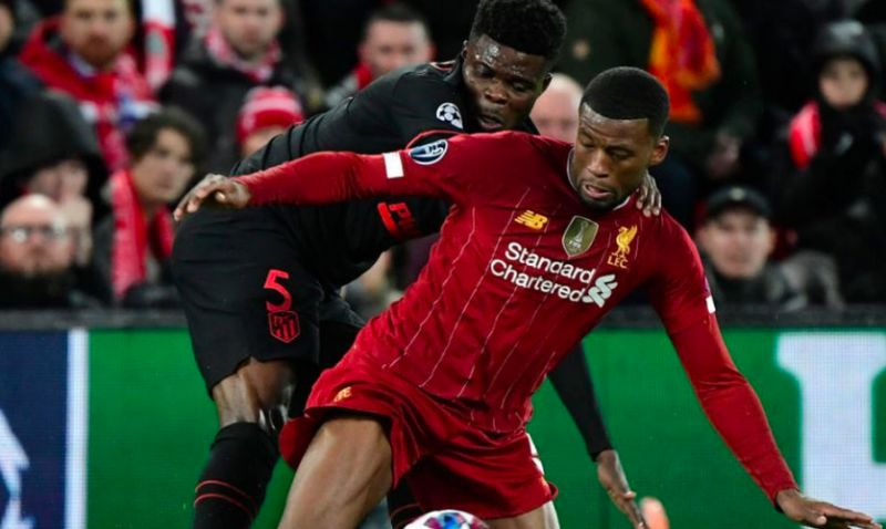 Liverpool in 'advanced talks to extend Gini Wijnaldum's contract' says journalist