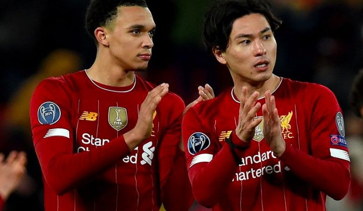 Alexander-Arnold says Minamino 'the fastest learner' when it comes to English he's ever seen
