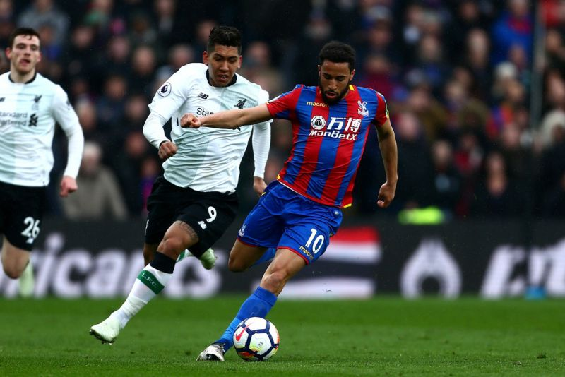 Andros Townsend passionately demands season allowed to finish