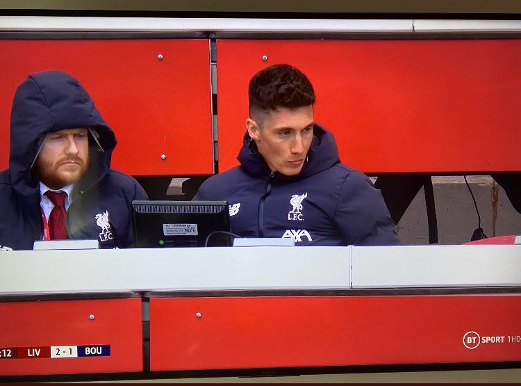 These Bournemouth fans are fuming over Harry Wilson wearing a LFC jacket