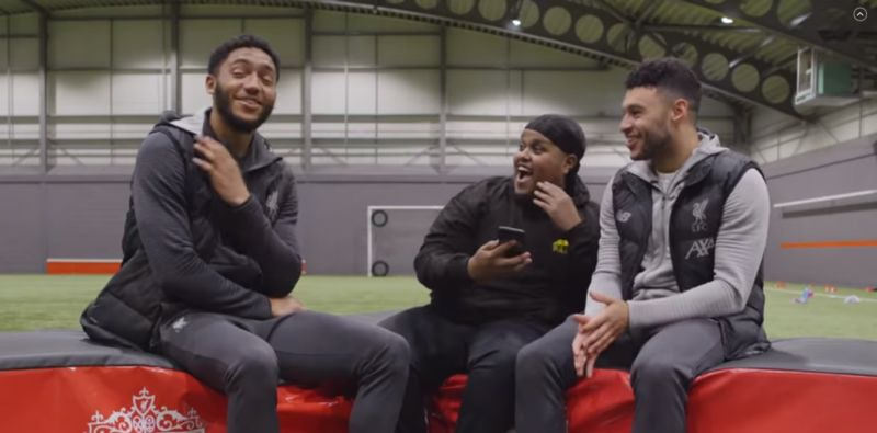 (Video) Chunkz sends Milner hilarious text from Gomez's phone as challenge forfeit