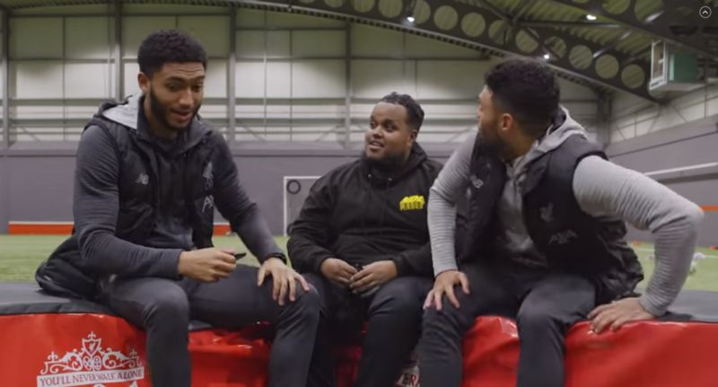 (Video) Gomez & Ox slaughter Chunkz when they see his hair