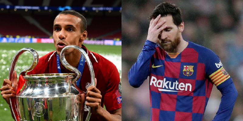 Matip reveals how he spent time alone with Messi after LFC thrashed Barcelona