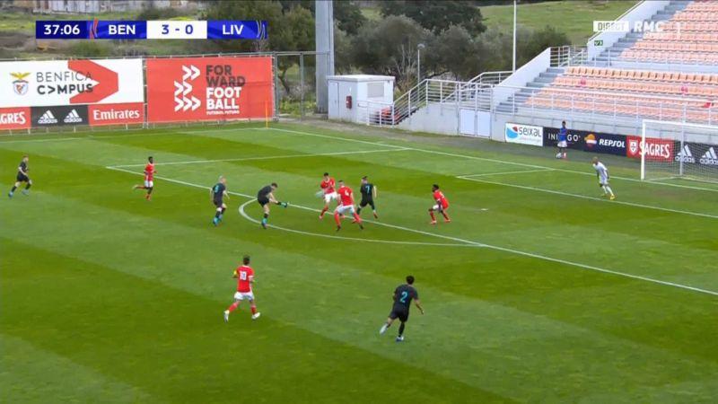 (Video) LFC starlet Morton bags wonderful half-volley from 20 yards via Elliott assist