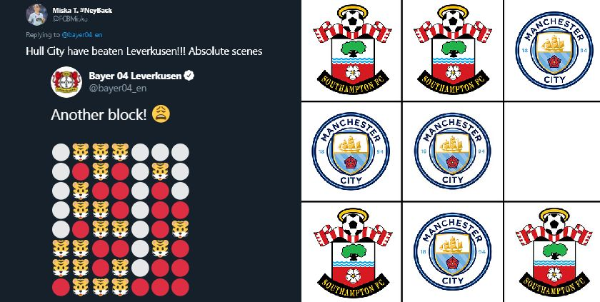 Clubs amuse themselves by playing board games on Twitter during Premier League suspension