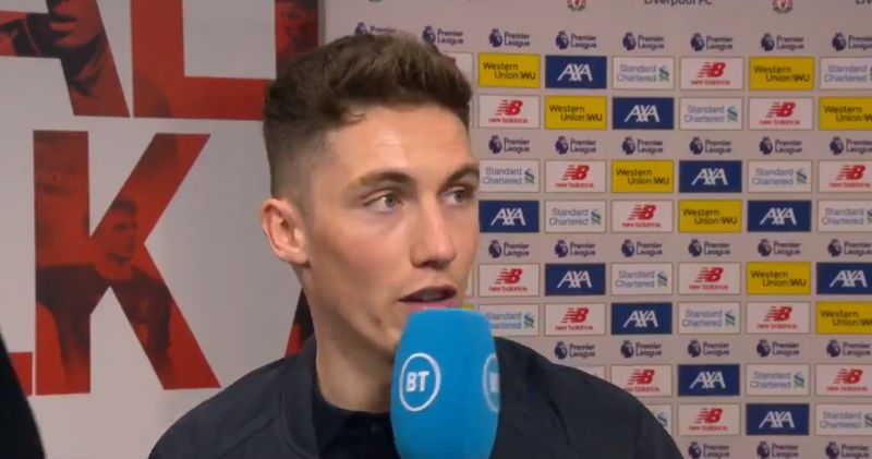 Big Harry Wilson transfer update delivered by James Pearce as Liverpool's exodus begins