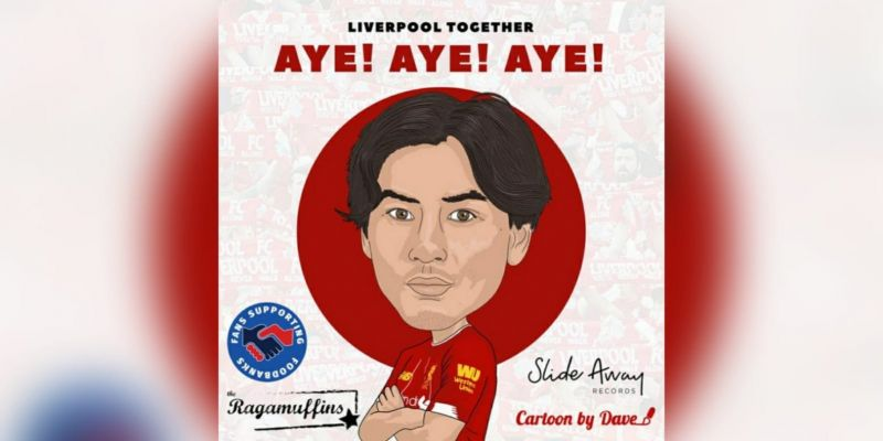 (Video) Liverpool fans will love this new Minamino song